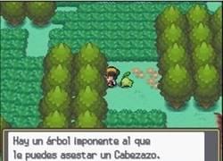 Enlace a Pokémon y sus diálogos un poco confusos