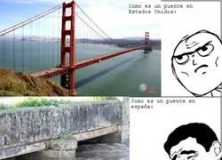 Enlace a Los puentes no son iguales en todos los sitios