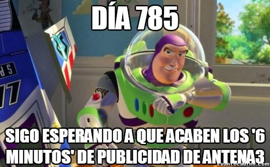 Buzz_lightyear - Publicidad de Antena3, puede con Buzz