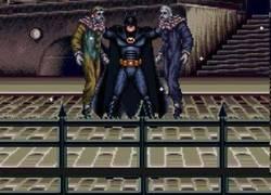 Enlace a Batman intentando hacer que surja el amor, también tiene su lado sentimental