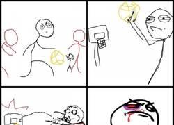 Enlace a Suertudo jugador de baloncesto al estilo clásico de CC