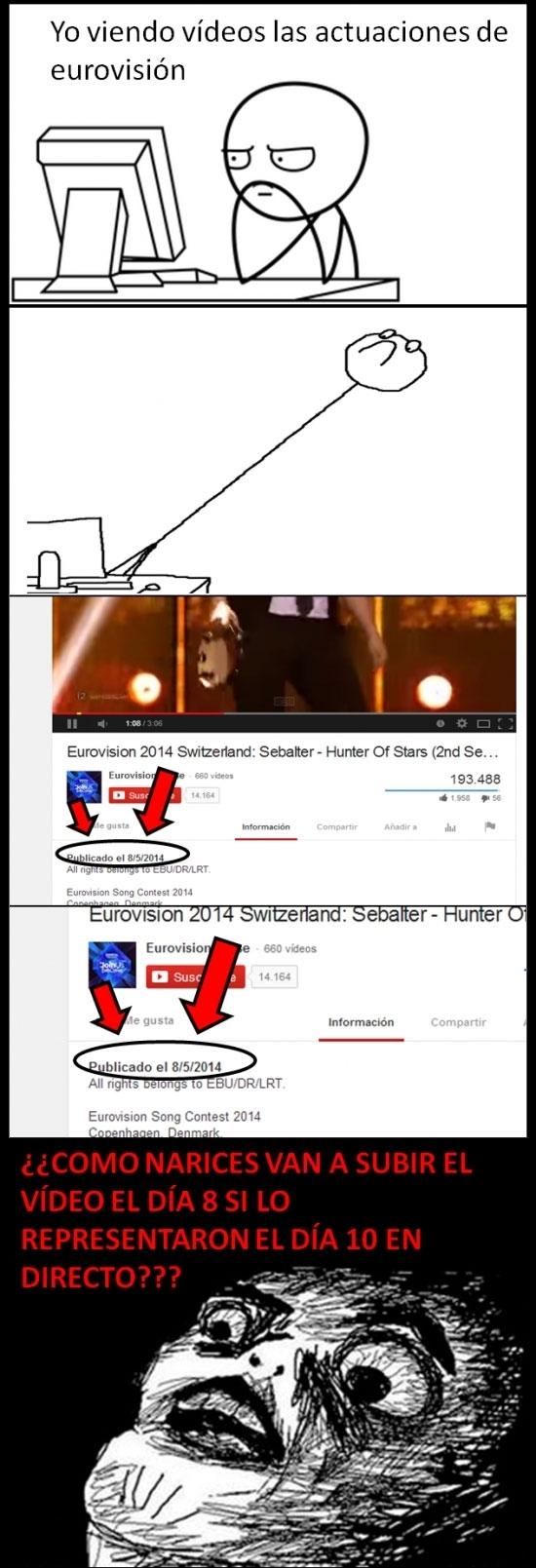 Inglip - ¿Youtube es capaz de predecir el futuro? Parece que ya lo ha hecho, mira esto