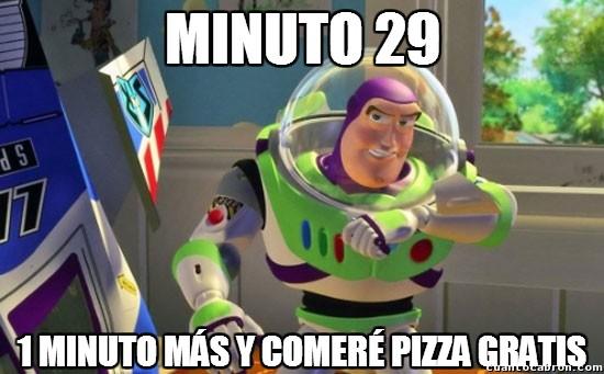 Buzz_lightyear - Vamos, ya queda muy poco