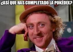 Enlace a ¡Pokédex completa!