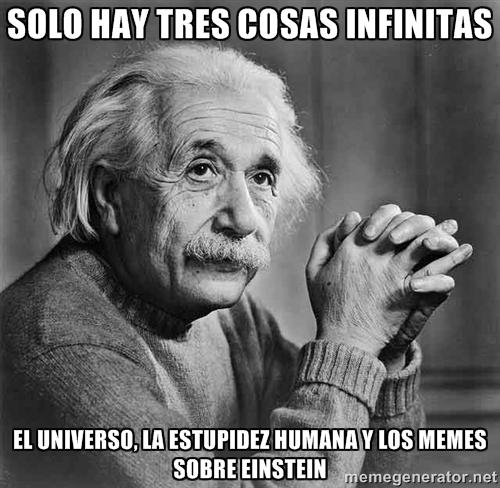 Meme_otros - No hay cosa más infinita
