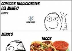 Enlace a Alimentos del mundo, versión latina