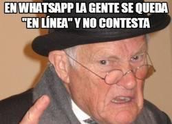 Enlace a De Messenger a Whatsapp hemos perdido poder