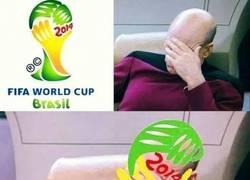 Enlace a El sectreto del logo del Mundial de Fútbol 2014