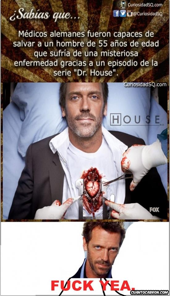 Fuck_yea - Es por esto que tienes que prestar más atención al Dr House
