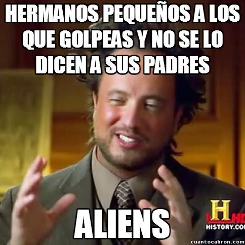 Ancient_aliens - O si no te amenazan y coaccionan de por vida