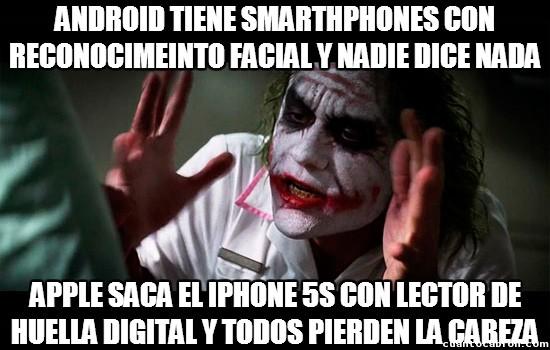 Joker - Ironía de la tecnología
