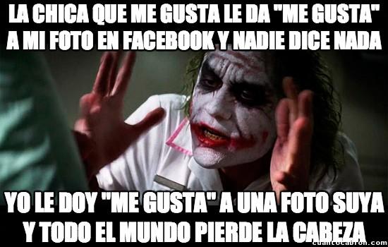 Joker - Pero si es lo mismo, ¿por qué me hacen esto?