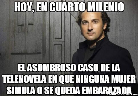 Cuarto_milenio - Más que cliché parece obligación en la telenovela
