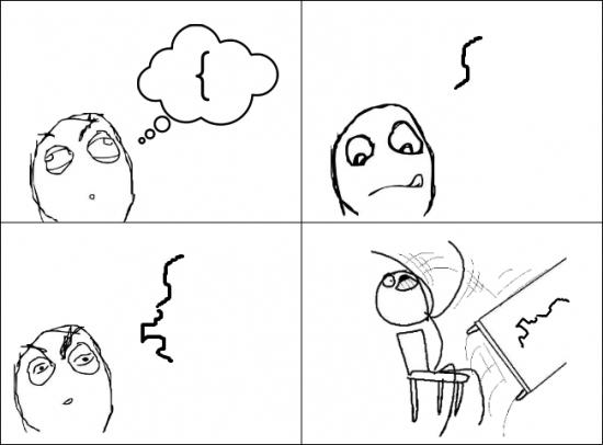 Desk_flip - ¿Cuáles son los símbolos más difíciles de dibujar para ti?