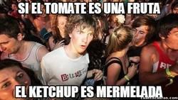 Enlace a Lo que nunca hubieras dicho del tomate y el ketchup