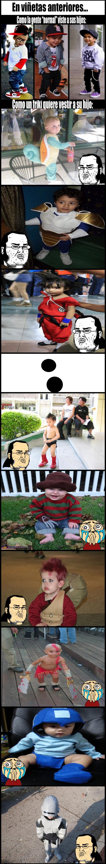 Mix - ¿Te atreverías a vestir a tu hijo así? ¡El retorno!