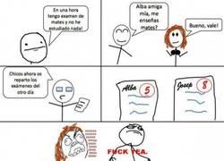 Enlace a Lo que da más rabia cuando ayudas a alguien con un examen