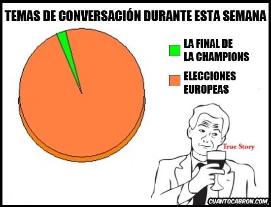 Otros - En España tenemos muy claro lo que es importante y lo que no