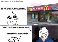 Enlace a Bien, querido McDonald's, nunca más pienso volver a comprarte nada