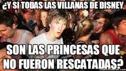 Enlace a ¿El posible origen de las villanas de Disney?