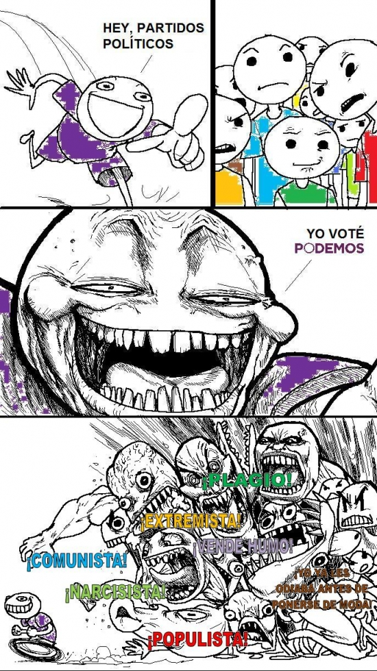 Otros - Todos contra Podemos
