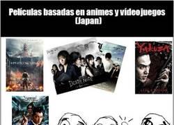 Enlace a Adaptaciones japonesas vs. adaptaciones de Hollywood