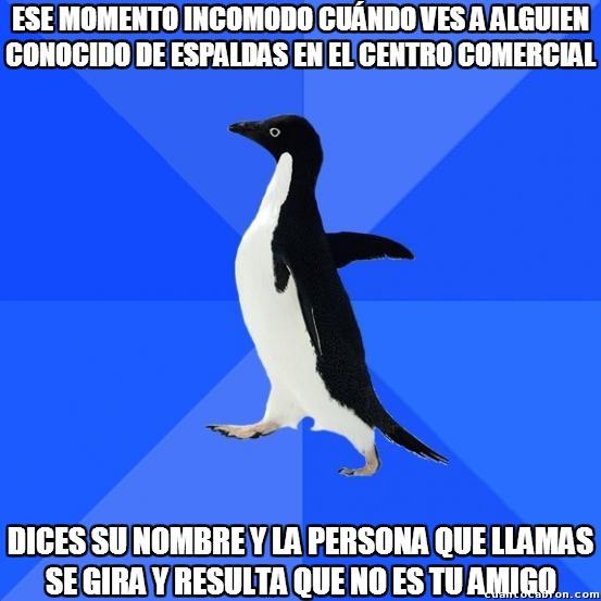 Awkward_penguin - A todos nos ha pasado