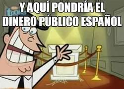 Enlace a No debería faltar dinero público en España, pero...