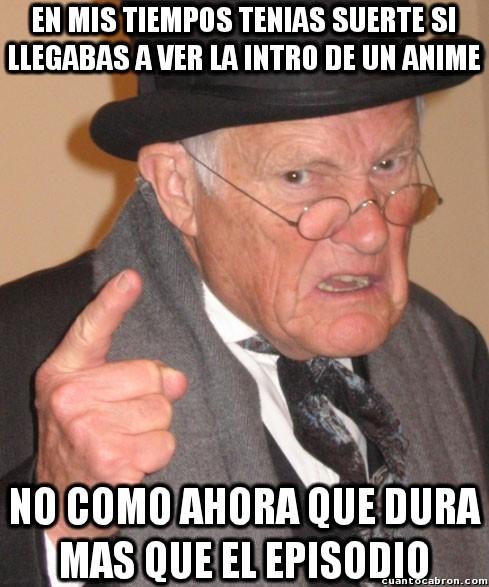 En_mis_tiempos - Openings de anime que son eternos