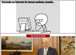Enlace a Las reacciones más destacadas a la noticia de la abdicación del Rey Juan Carlos