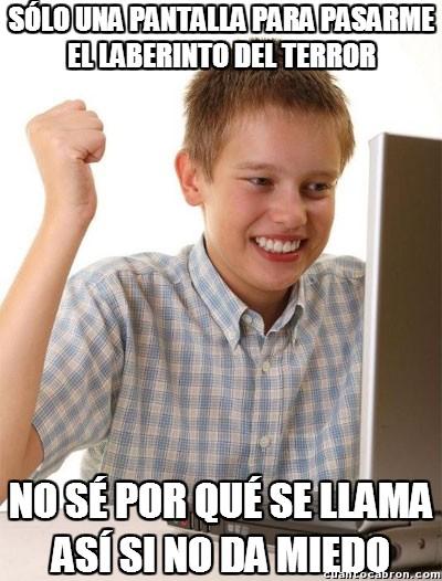 Novato_internet - Ataque al corazón en 3, 2, 1...