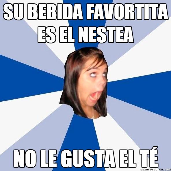 Amiga_facebook_molesta - Qué rabia da este tipo de tía...