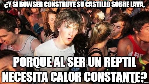 Momento_lucidez - ¿Podría ser ésta la respuesta a la ubicación de los castillos de Bowser?