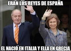 Enlace a Si te lo paras a pensar, lo de los Reyes de España no tenía mucho sentido