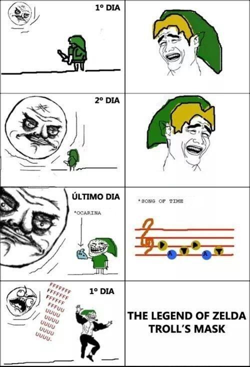 cancion del tiempo,Link,luna,majora's mask,ocarina,song of time,the legend of zelda