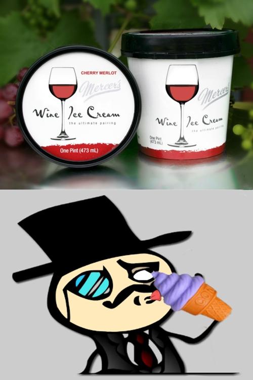 Feel_like_a_sir - Ahora con el verano, a todo el mundo le apetece un helado, hasta a los más sofisticados