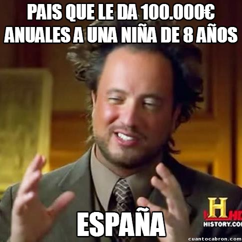 Ancient_aliens - Spain is different, pero que muy different