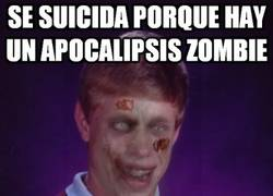 Enlace a Ante un apocalipsis zombie...