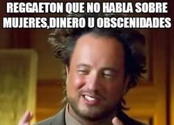 Enlace a Reggaeton de origen desconocido