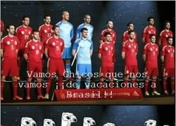 Enlace a La sensación que ha dejado la selección española tras su derrota ante Holanda