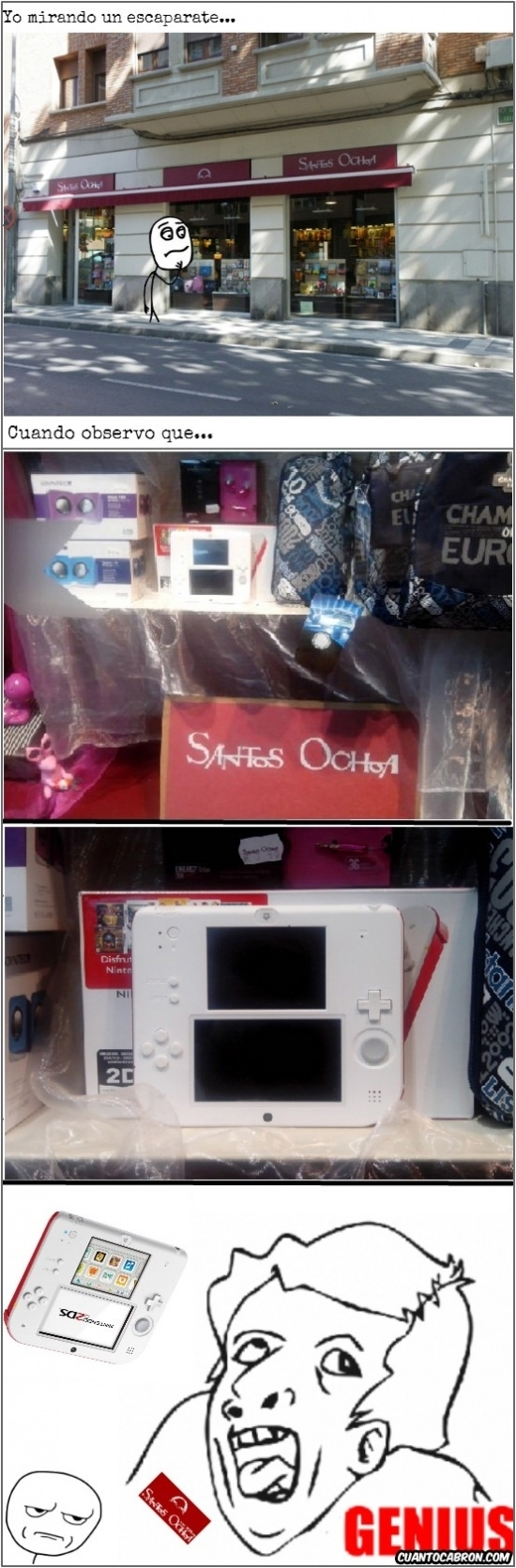 Kidding_me - Se nota que en esta tienda son expertos en electrónica y videojuegos