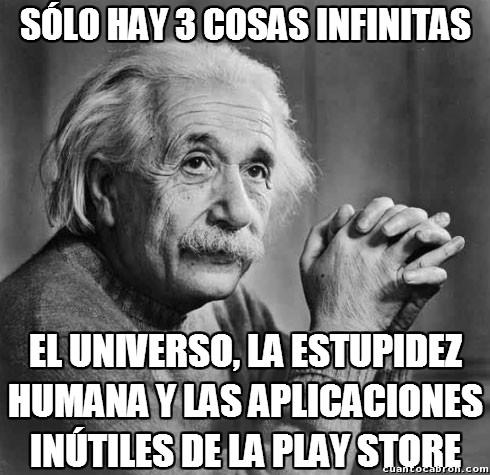 Tres_cosas_infinitas - Aplicaciones basura everywhere