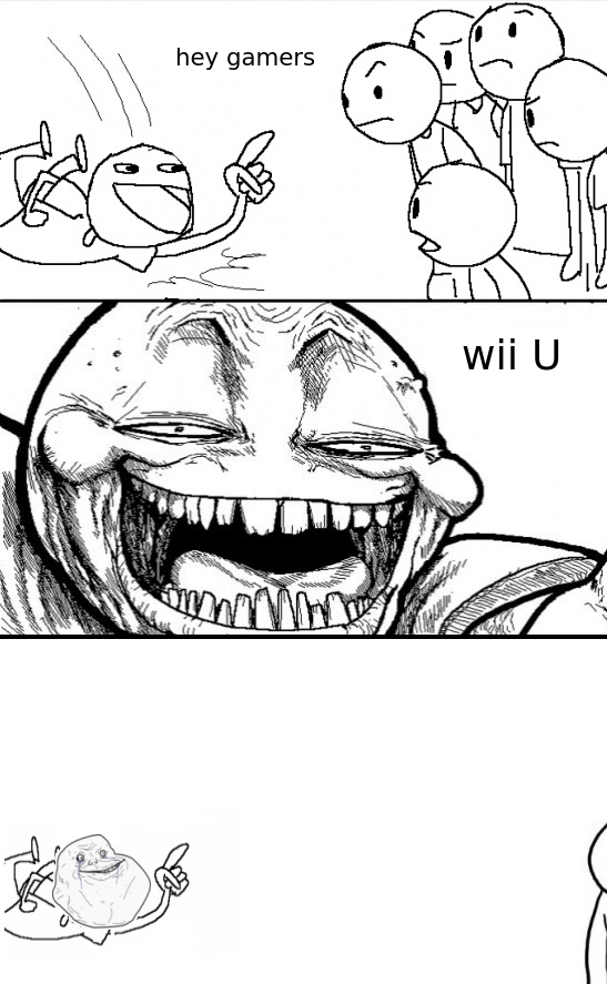 Otros - Nadie quiere a la Wii U