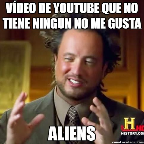 Ancient_aliens - Yo quisiera tener algún día un vídeo así