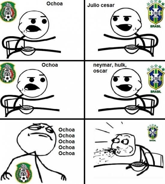 Cereal_guy - México vs Brasil