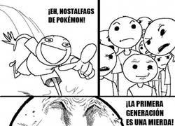 Enlace a Sobre la primera generación Pokémon tengo algo que decir