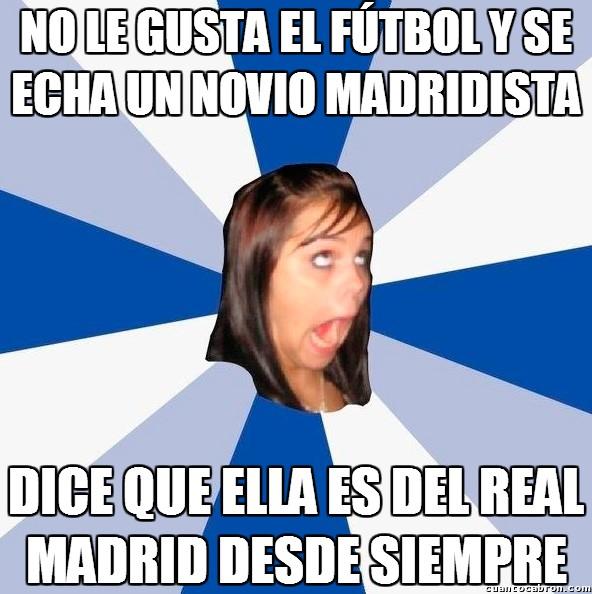 Amiga_facebook_molesta - Ya, la típica futbolera de toda la vida...