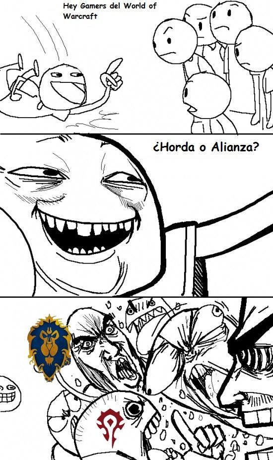 alianza,Hey,horda,world of warcraft,WOW