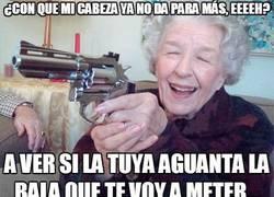 Enlace a Hay cosas que mejor no le digas nunca a esta abuela