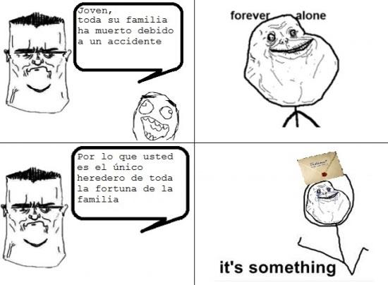Its_something - Perder a toda tu familia de un plumazo, pero...